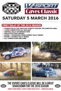 caves classic rally