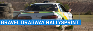 Gravel rallysprint fun