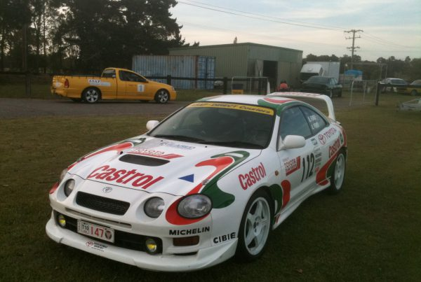 Brian Ford Celica GT4