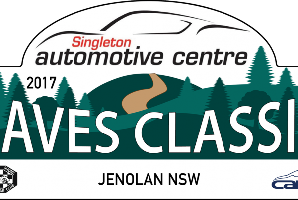 Singleton Automotive Caves Classic Rally