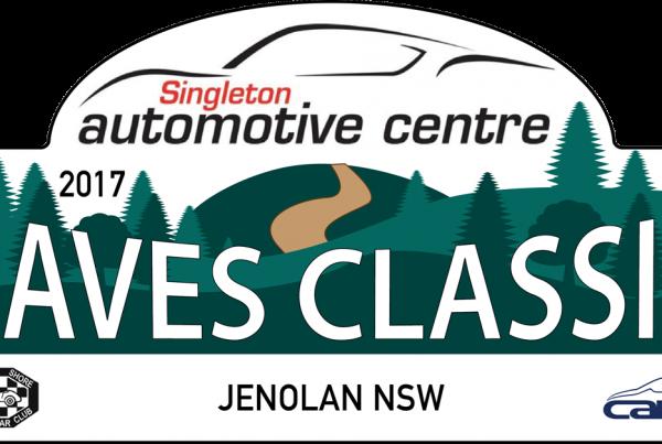 Singleton Automotive Caves Classic Rally