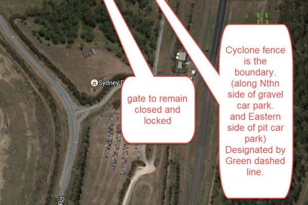 Spectaotor access sydney dragway