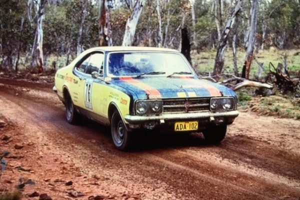Holden Monaro GTS driven by Barry Ferguson and Dave Johnson, who will both be with us. Finished 12th